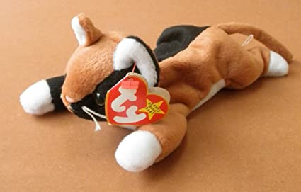 c3db090e34c Image Unavailable. Image not available for. Color  TY Beanie Babies Chip  the Calico Cat ...