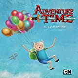 adventure time official 2018 calendar square wall format