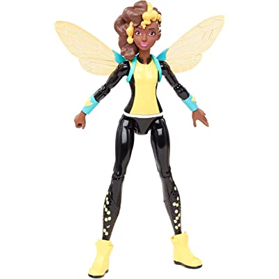 DC Super Hero Girls: Bumble Bee Action Figure: Toys & Games