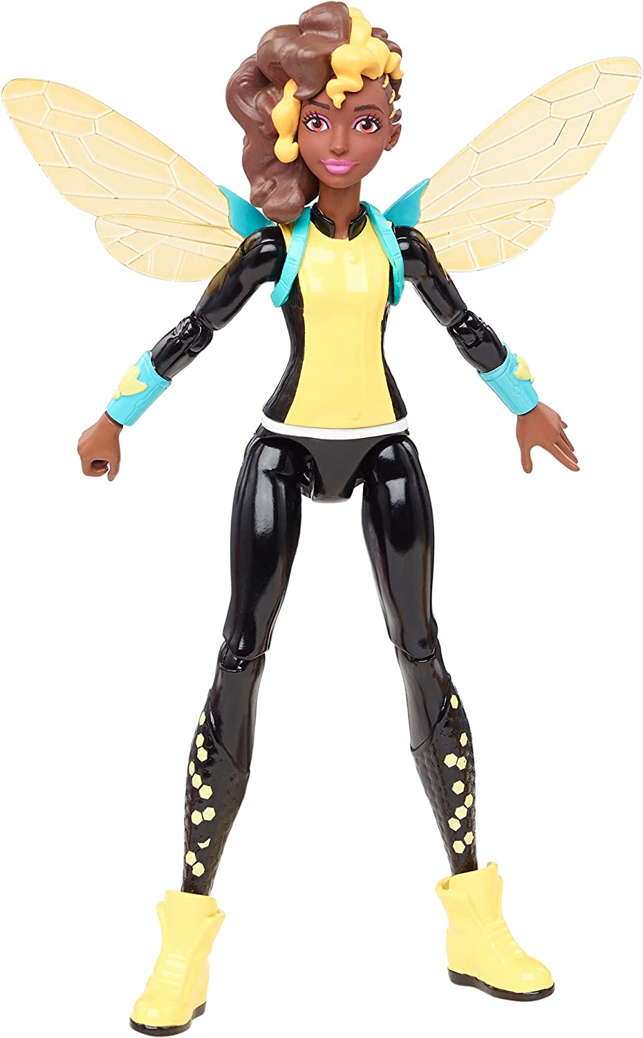 Amazon.es: DC Super Hero Girls - Bumble Bee, Figuras de acción ...