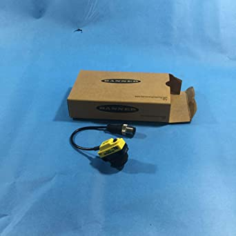 Banner QS18UPAQ5 Compact High Speed Ultrasonic Sensor: Amazon com