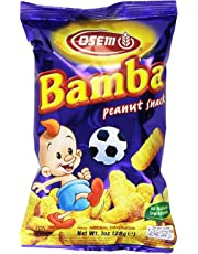 Osem Bamba Peanut Snack 25g - Pack of 6