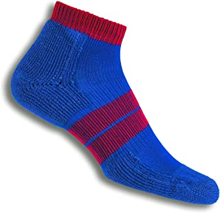 Thorlos Men's 84N Running Thick Padded Low-Cut Micro-Mini Socks | 84NRCM Thorlo Inc.