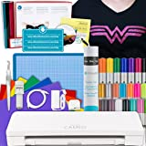 Silhouette Cameo 3 T-Shirt Heat Transfer HTV and Vinyl Starter Bundle