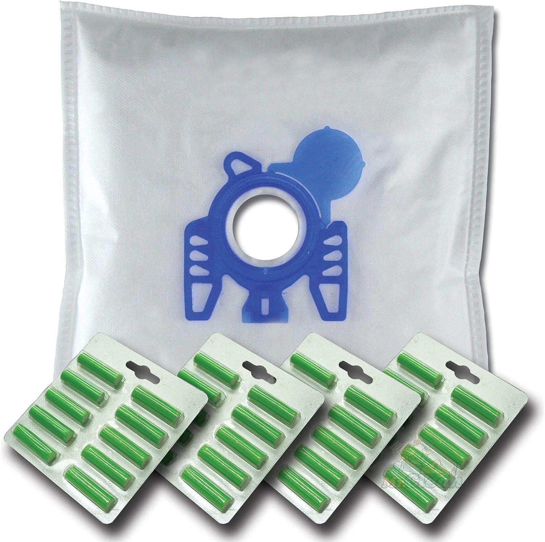 Mr.Clean - Bolsas para aspiradora (40 unidades, incluye 40 varillas aromáticas para Hoover Athos AT70_AT30 AT70_AT00): Amazon.es: Hogar