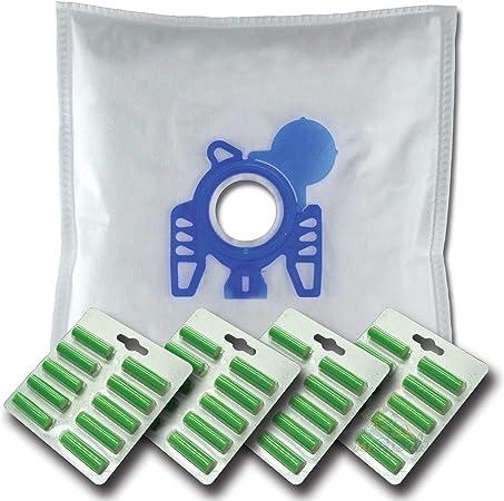 20 Sacchetto per aspirapolvere adatto per Hoover Telios Plus te70 te20084