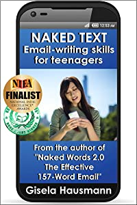 NAKED TEXT Email Writing Skills for Teenagers