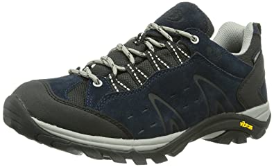 Men's Hiking Shoes Navy Mount Bona Lightweight Athletic Outdoor