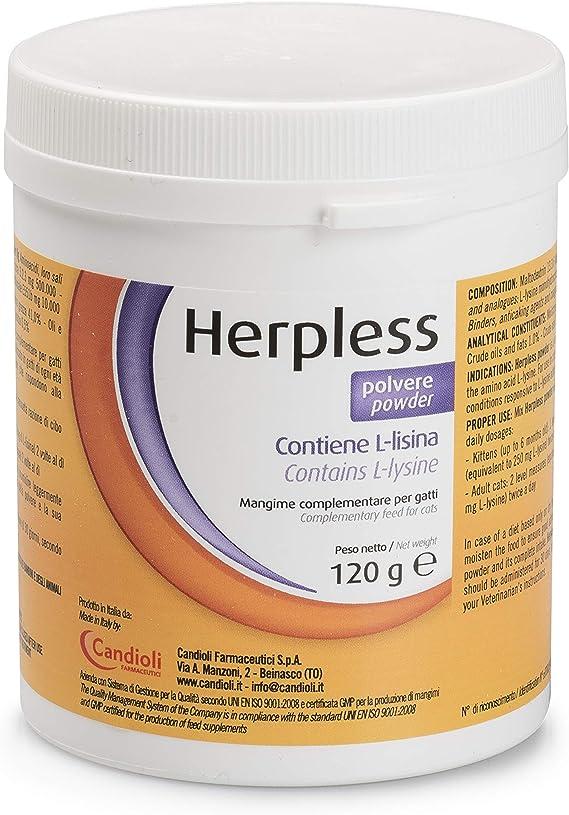 HERPLESS POLVERE 120G