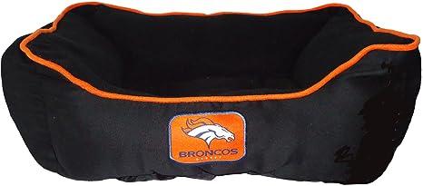 Pets First NFL Denver Broncos Pet Bed