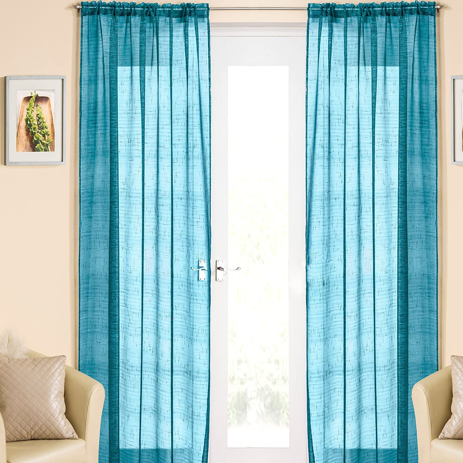 oyster curtains at voile plain product home panels crystal