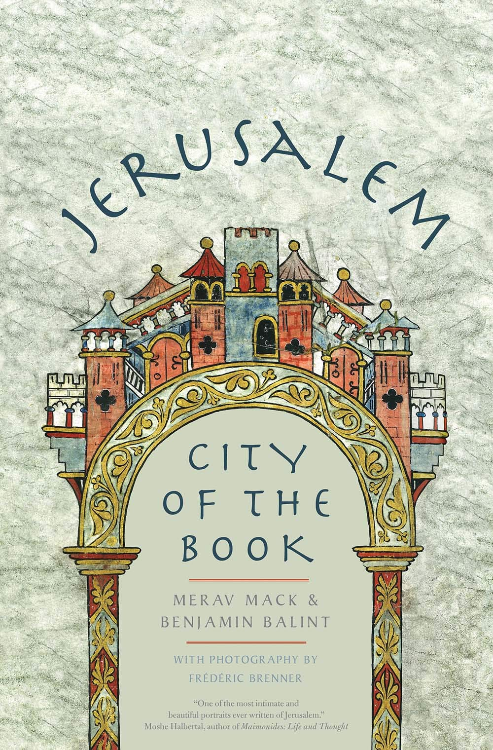 Jerusalem  City Of The Book