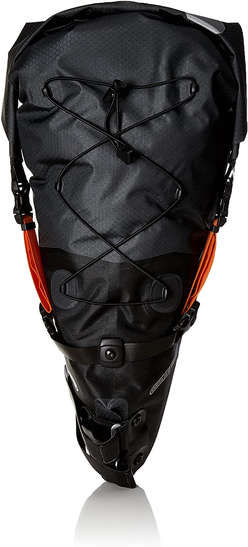 Ortlieb Bike Packing Seat-Pack, Gray Black