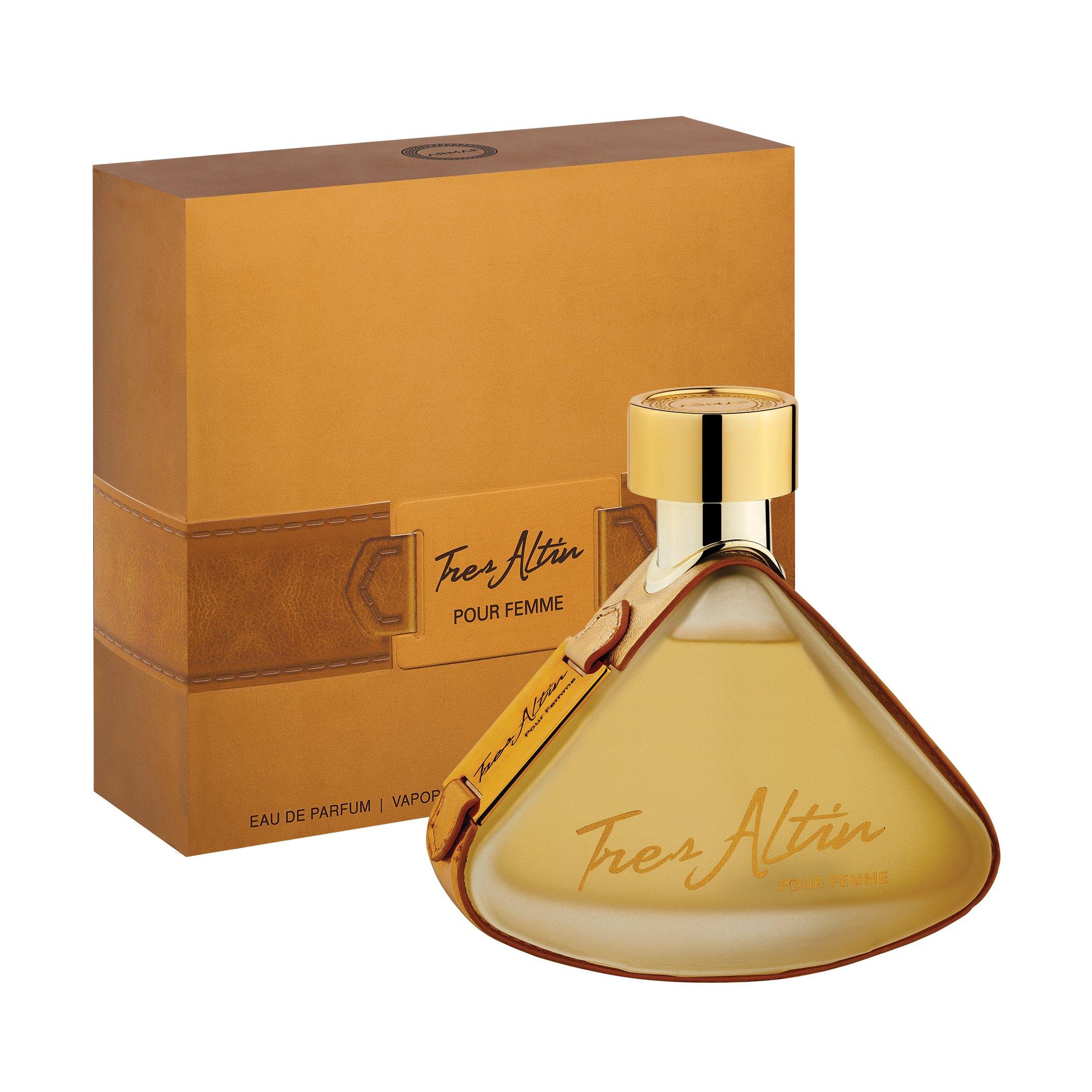 Armaf Tres Altin 3.4 Eau De Parfum Spray for Women