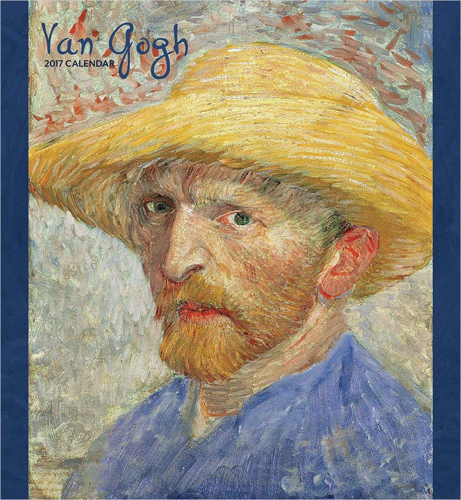 2017 Van Gogh Wall Calendar product image