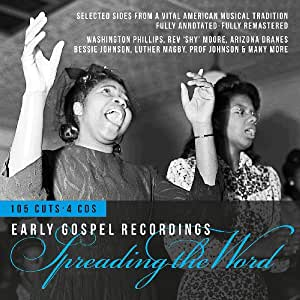 Spreading The Word: Early Gospel Recordings