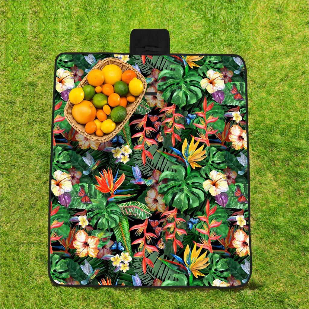 Darringls_Estera de picnic,Al Aire Libre Picnic Manta Playa ...
