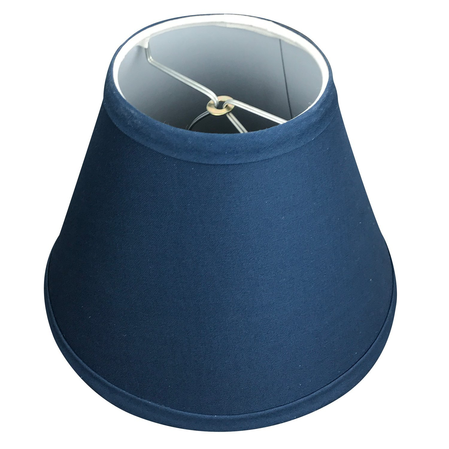 """Round Replacement Lamp Shade 4"""" Top 8"""" Bottom 6"""" Slant Height"""