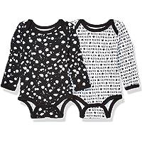 Calvin Klein Baby Bodysuit Unisex One-Piece, Multipack