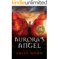 Aurora's Angel: A dark fantasy romance book cover