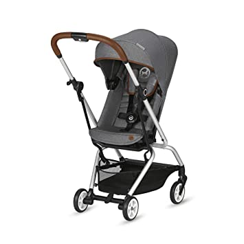 Amazon.com: CYBEX Eezy S Twist Stroller Denim Collection ...