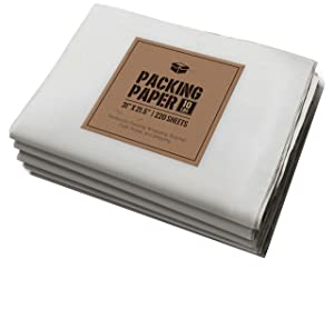 10 Pounds of Quality Packing Paper by Tenby Living, 31 x 21.5 inch