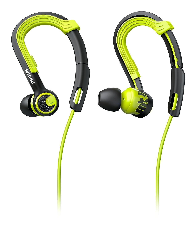 Philips SHQ3400CL/00 - Auriculares Deportivos de Gancho (Cable ...