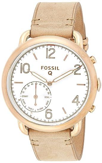Fossil Reloj Mujer de Analogico FTW1129: Amazon.es: Relojes
