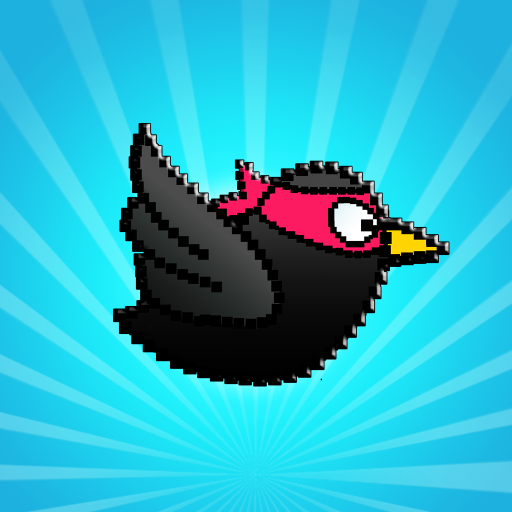 Simple birds: fun and cool adventure ninja run for boys girls kids teens adults