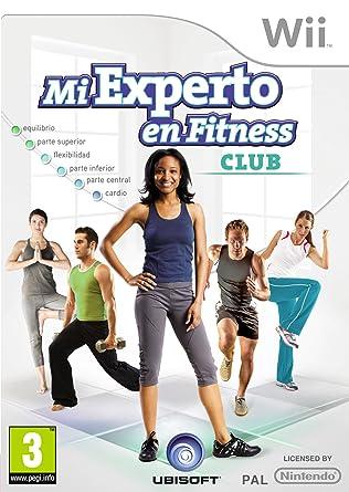 Mi Experto En Fitness: Club: Amazon.es: Videojuegos