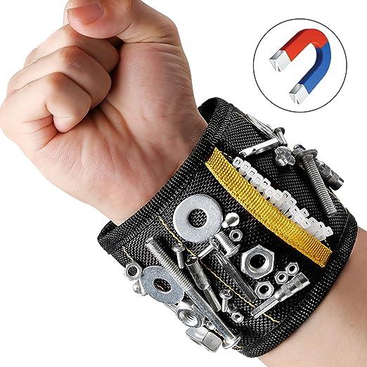 4 opinioni per Bracciale Magnetico fai da te MYCARBON Wristband Magnetico 10 Magneti Forti