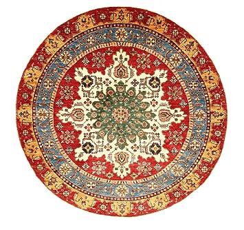 Arijana Klassik Teppich Orientalischer Teppich 244x240 Cm Rund