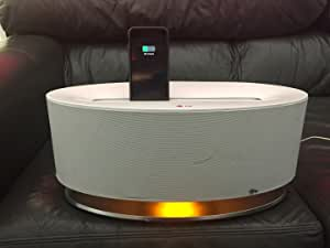 LG Electronics ND8630 80W iOS and Android Dual Speaker Dock with Bluetooth Airplay and NFC