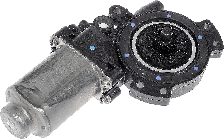 Dorman 742-727 Rear Driver Side Power Window Lift Motor for Select Hyundai Models