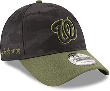 latest design stable quality cheap prices Amazon.com: New Era Washington Nationals 2018 Memorial Day 9FORTY ...