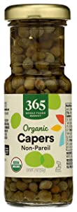 365 by Whole Foods Market, Organic Capers, Non-Pareil, DR WT 2 Ounce