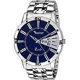 Foxter Analog Blue Dial Men's Watch-FXT12457