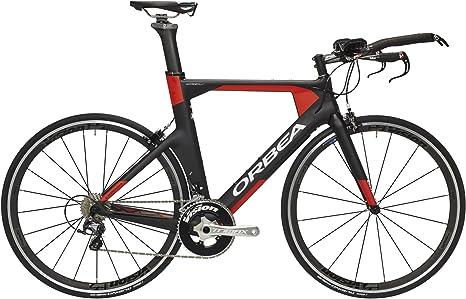 Orbea Ordu M15 – Bicicleta de triatlón – rojo/negro 2016 montaña ...