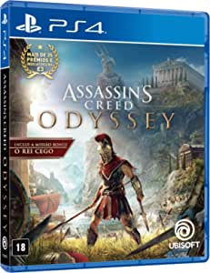 Assassin's Creed Odyssey - Edição Limitada - PlayStation 4