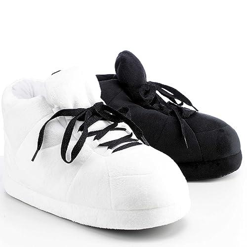 Sleeperz Zapatillas de casa originales y divertidas de hombre y mujer – Yin and