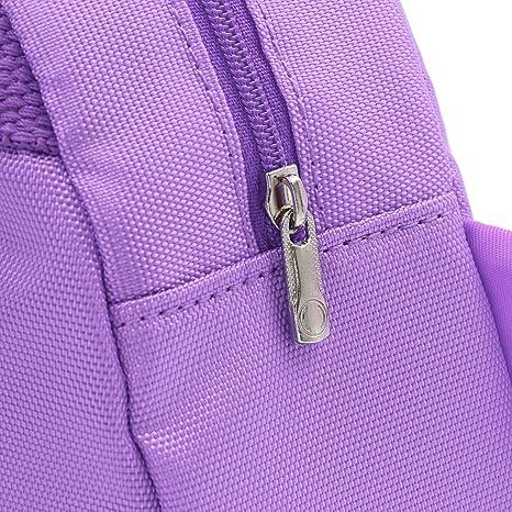 0b951c632a15 Sumnacon Sac à Dos, Harnais de Sécurité pour Enfant, Anti-Perdu petit  Trousse avec Sangle forme de Pingouin (violet)  Amazon.fr  Bébés    Puériculture