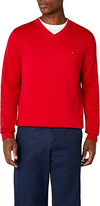 Tommy Hilfiger Pacific V-nk CF Jersey para Hombre