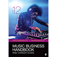 Music Business Handbook and Career Guide book cover