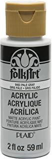 product image for FolkArt Acrylic Paint in Assorted Colors (2 oz), , Pale Gray