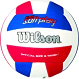 Wilson Super Soft Play Volleyball
