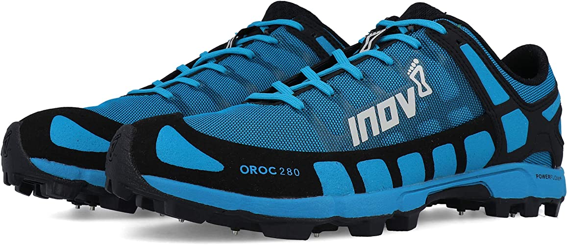 Winter Trail Running Shoe with Spikes
