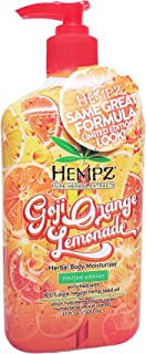 product image for Hempz Goji Orange Lemonade Body Moisturizer 17oz