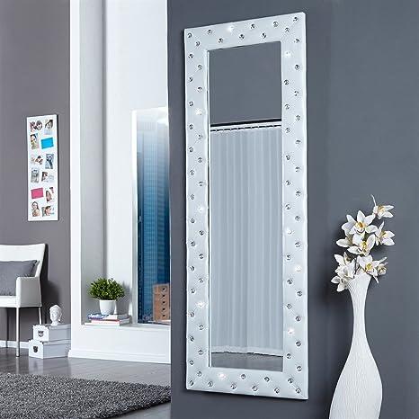 DESIGN DELIGHTS \'Grande Specchio da parete Glamour Specchio con ...