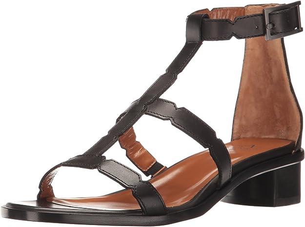 Aquatalia Womens Risa Calf Sandal