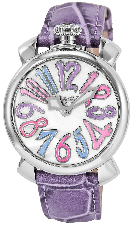 [ガガミラノ]GAGA MILANO 腕時計 GAGA MILANO ガガミラノ 5020.7 GAS-50207-PUR ユニセックス 【並行輸入品】 B00553O6HA